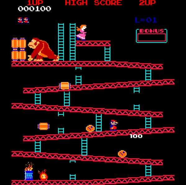 Nintendo: De a la A a la Z – Jumpman