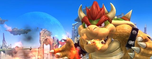 Los luchadores m�s fuertes de Super Smash Bros.
