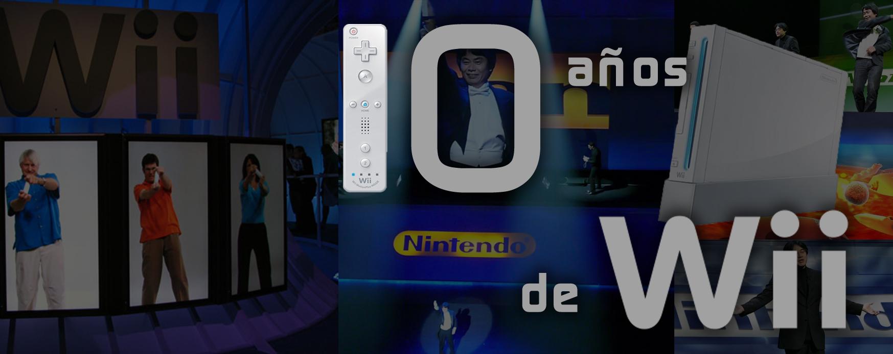 TOP 3 Wii