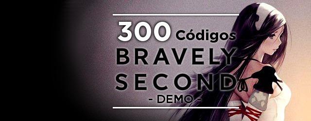 �Regalamos 300 demos de Bravely Default!