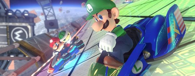 Mario Kart 8 a 200cc y el DLC de Animal Crossing