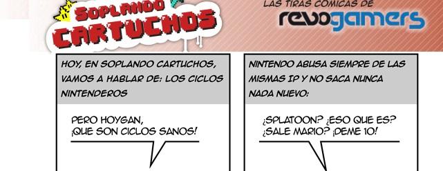 (Humor) Los ciclos Nintenderos �No a la droga!