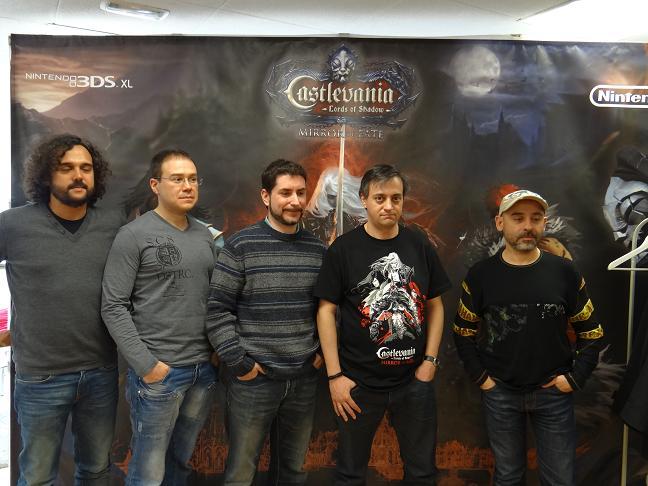 MercurySteam - Castlevania: LoS - Mirror of Fate Nintendo 3DS