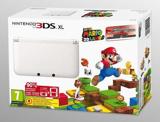 Nintendo 3DS XL Super Mario 3D Land