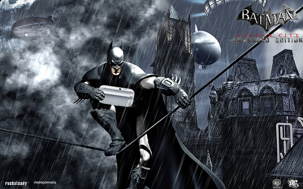 batman arkham city armored edition incluir225 todos los
