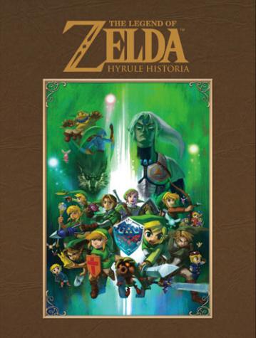 The Legend of Zelda: Hyrule Historia en ingles Nintendo