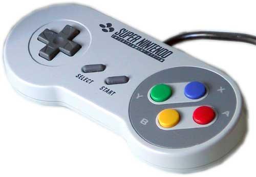 Pads Nintendo
