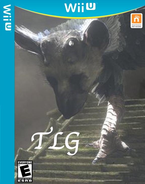 Nintendo The Last Guardian