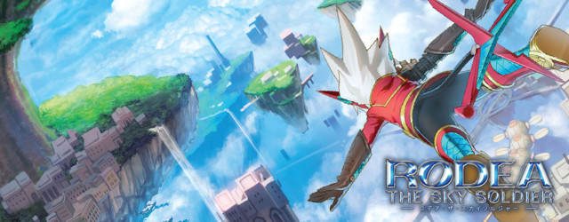 An�lisis - Rodea: The Sky Soldier (Wii U)