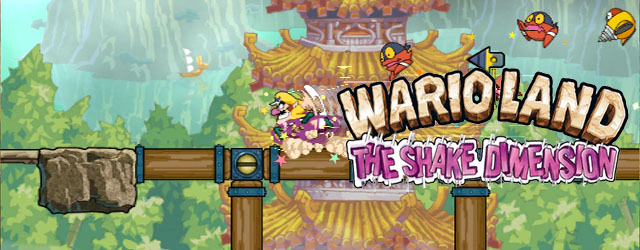 An�lisis - Wario Land: The Shake Dimension (Wii U)