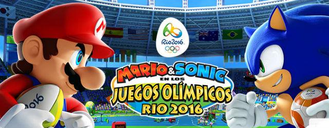 Impresiones - Mario & Sonic en los JJ.OO. R�o 2016 (Wii U)