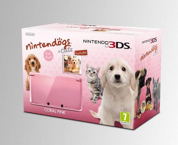 Nintendo 3ds Ya Es Tambien Una Consola Para Ninos Y Chicas