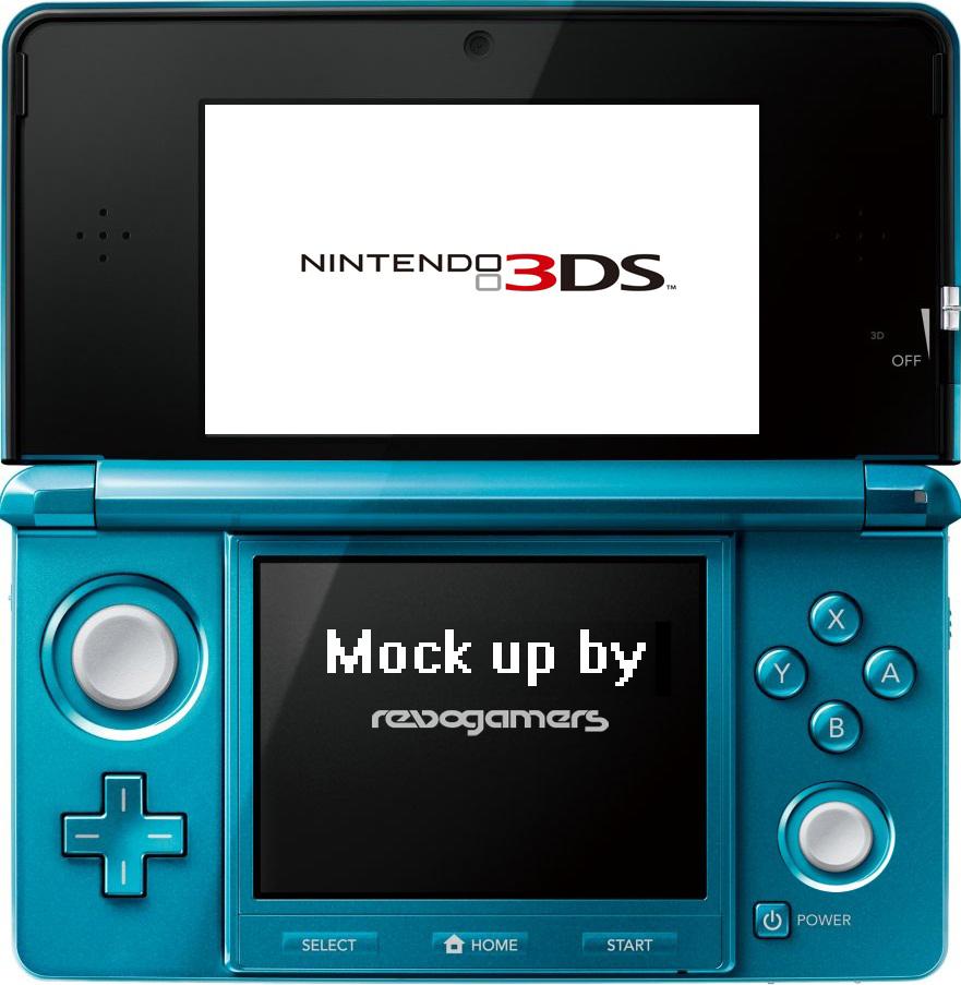 Nintendo 3DS Dos Sticks
