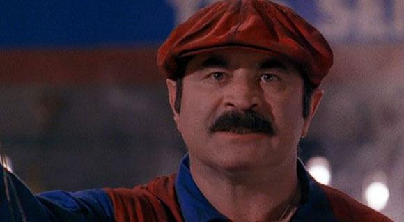 Bob Hoskins Super Mario