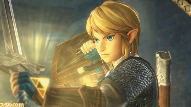Imágenes Hyrule Warriors Wii U