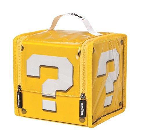 maletas para transportar figuras amiibo