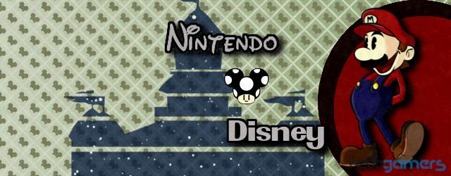 Nintendo y Disney en negociaciones, incluido un juego de Mario y Mickey