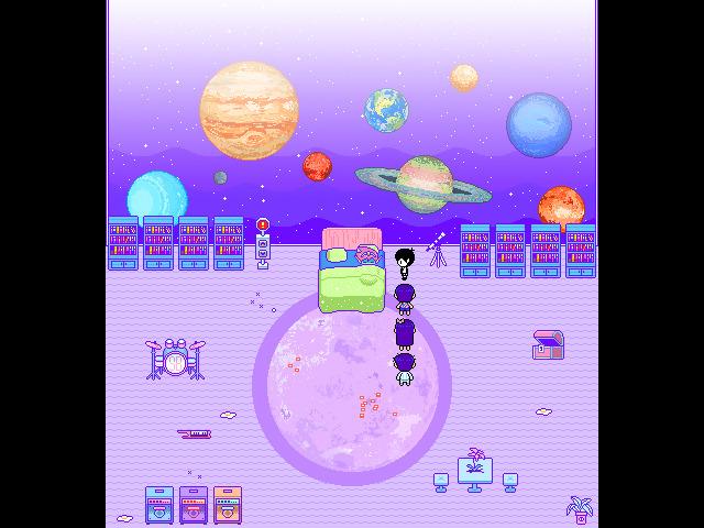 Omori Nintendo 3DS