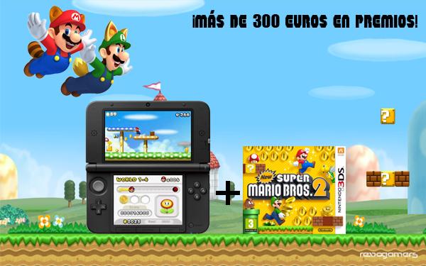 Concurso New Super Mario Bros. 2
