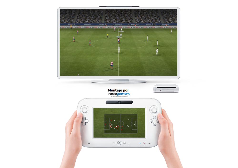 PES 2013 Wii U