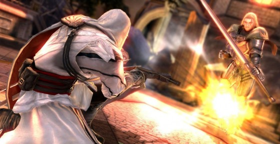 SoulCalibur V Ezio Auditore
