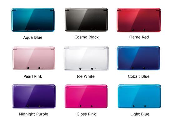Nintendo América vende 3DS reparadas